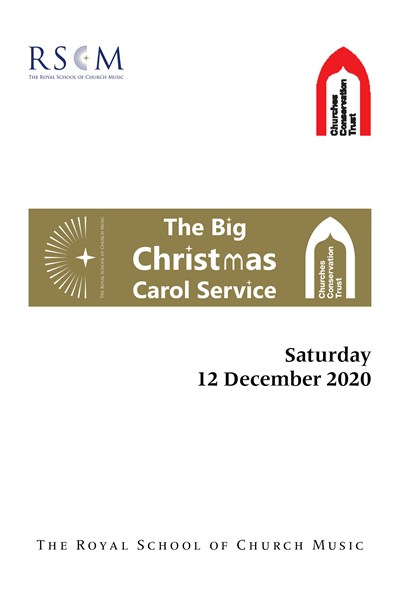 The Big Christmas Carol Service Music Book (Printed Edition)