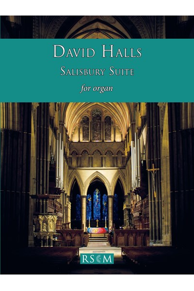 Halls: Salisbury Suite for organ