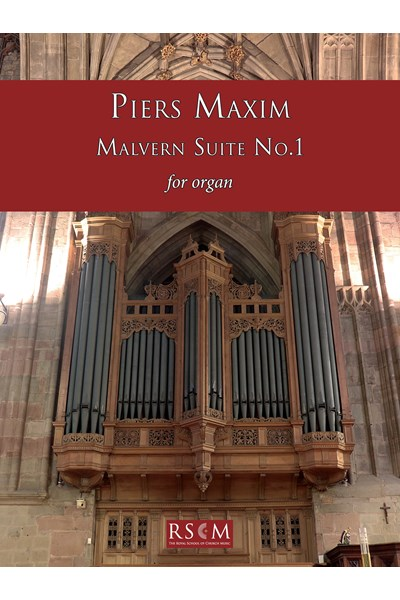 Maxim: Malvern Suite No.1 for organ